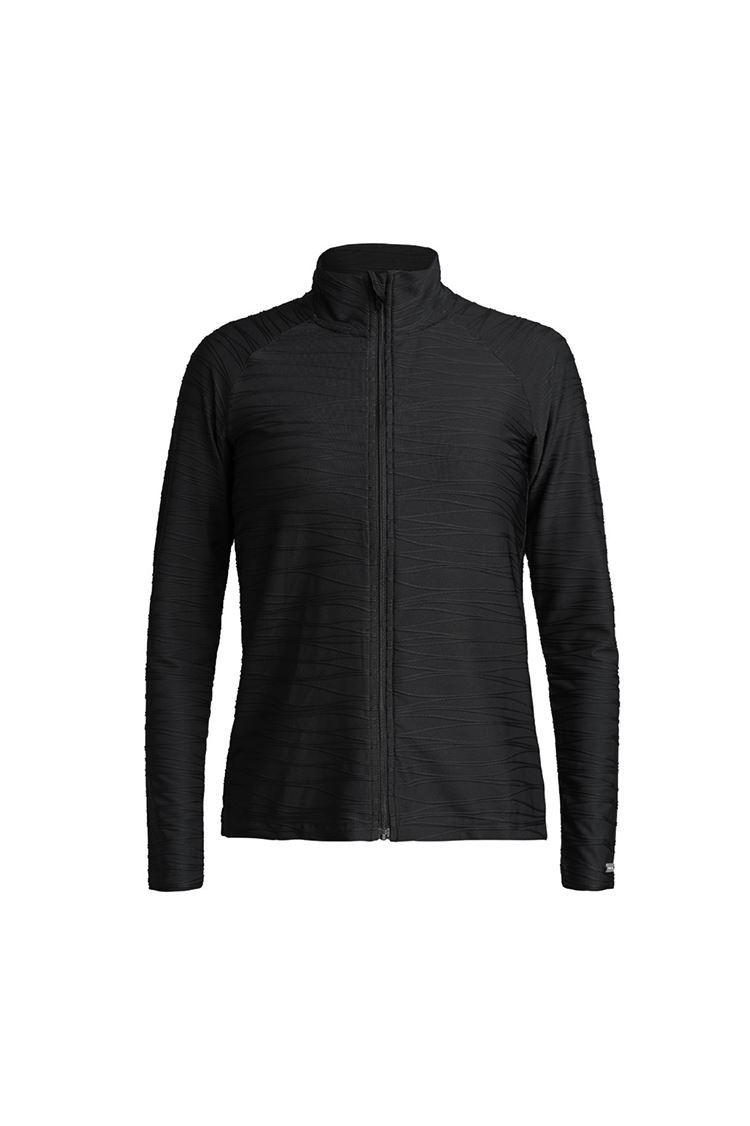 Picture of Rohnisch Ladies Wave Jacket - Black