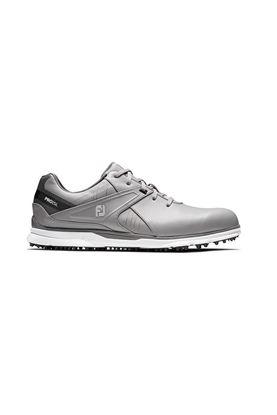 Show details for Footjoy Men's Pro SL Golf Shoes - Grey / White