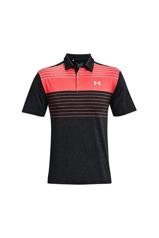 Picture of Under Armour Men's UA Playoff 2.0 Polo Shirt - Black 029