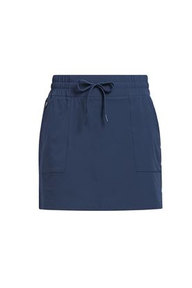 Show details for adidas Women's Go-To Comfort Skort - Crew Navy