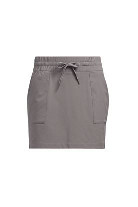 Show details for adidas Women's Go-To Comfort Skort - Taupe Oxide