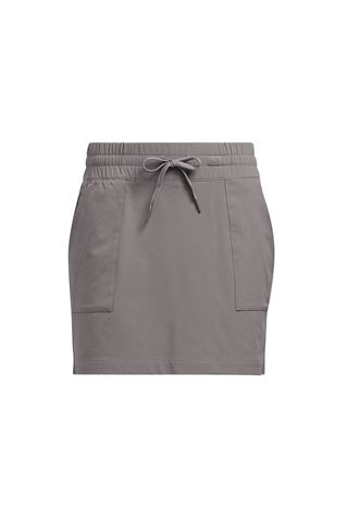 Picture of adidas Women's Go-To Comfort Skort - Taupe Oxide