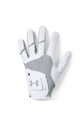 Picture of Under Armour Men's UA Iso-Chill Golf Glove - White / Grey