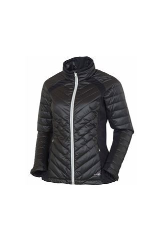 Picture of Sunice Ladies Cristina Thermal Jacket - Black