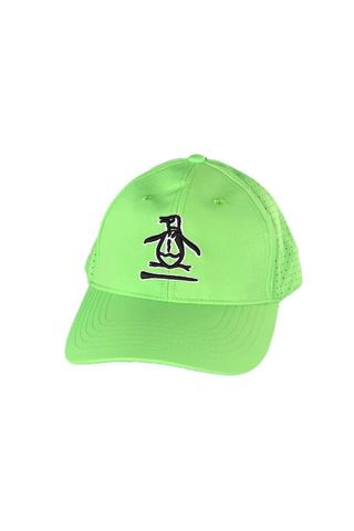 Picture of Original Penguin Men's Pete Over Tee Cap - Summer Green