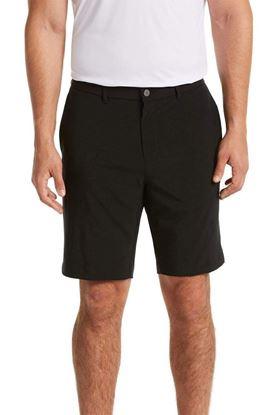 Show details for Original Penguin Men's All Over Pete Embroided Shorts - Caviar