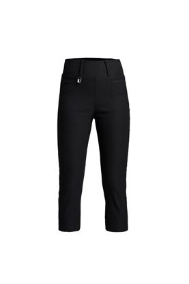 Show details for Rohnisch Ladies Embrace Capri - Black
