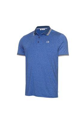 Show details for Calvin Klein Men's Casper Polo Shirt - Nautical Blue