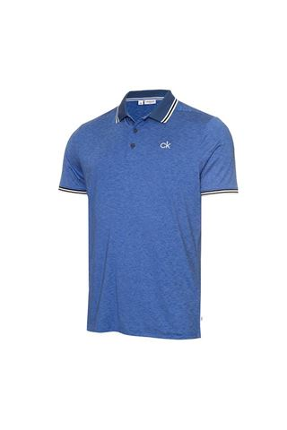 Picture of Calvin Klein Men's Casper Polo Shirt - Nautical Blue