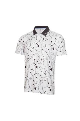 Picture of Calvin Klein Men's Sarazen Polo Shirt - White