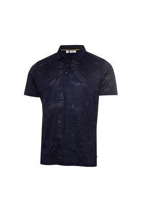 Show details for Calvin Klein Men's Pentil Polo Shirt - Navy