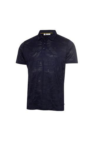 Picture of Calvin Klein Men's Pentil Polo Shirt - Navy