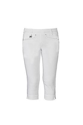 Show details for Island Green Ladies Bermuda Shorts - White