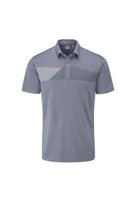 Show details for Ping Men's Holten Golf Polo Shirt - Greystone