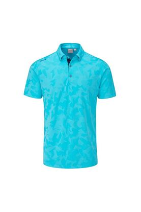 Show details for Ping Men's Romy Golf Polo Shirt - Marine Blue