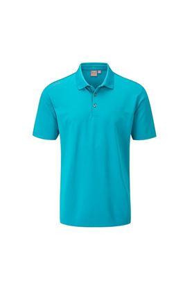 Show details for Ping Men's Lincoln Golf Polo Shirt - Marine Blue