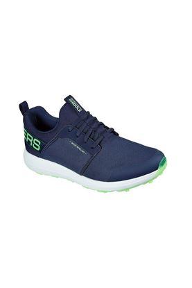 Show details for Skechers Men's Go Golf Max Sport Golf Shoes - Navy / Lime