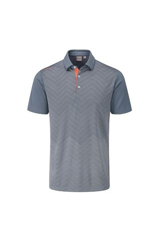 Picture of Ping Men's Etten Polo Shirt - Greystone Multi
