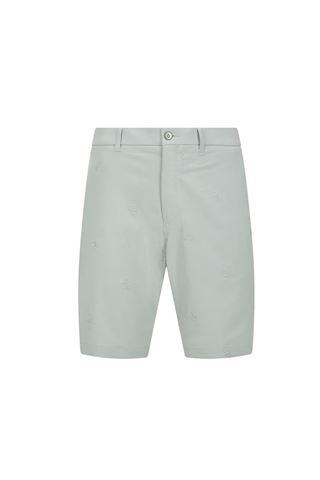 Picture of Original Penguin Men's All Over Pete Embroided Shorts - Pearl Blue