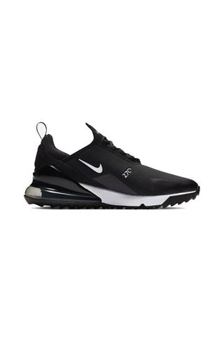 Picture of Nike Golf Men's Air Max 270 G Golf shoes - Black / White / Hot Punch