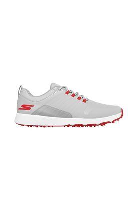 Show details for Skechers Men's Go Golf Elite 4 Victory Golf Shoes - Grey / Red