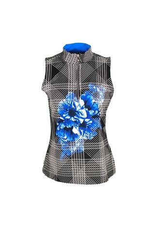 Picture of Tail Ladies Fannie Sleeveless Top - Inflorescence