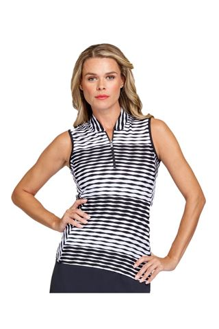 Picture of Tail Ladies Kassidy Sleeveless Top - Dynamic Jacquard