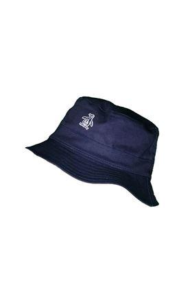 Show details for Original Penguin Men's Reversible Bucket Hat - Black Iris