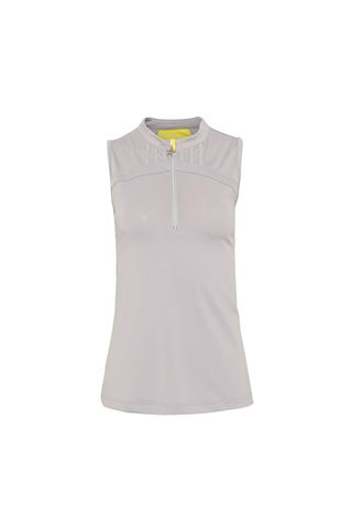 Picture of Swing out Sister Ladies Enyo Sleeveless Top - Good Grey