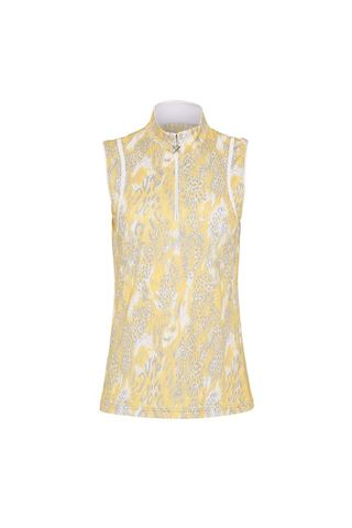 Picture of Swing out Sister Ladies Lua Sleeveless Top - Animal
