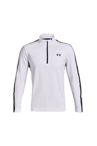 Picture of Under Armour Men's UA Storm Midlayer 1/2 Zip - White 100
