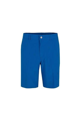 Picture of Original Penguin Men's All over Pete Embroided Shorts - Mykonos Blue