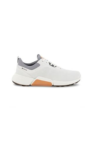 Picture of Ecco Women's Biom H4 Golf Shoes - White / Silver / Grey