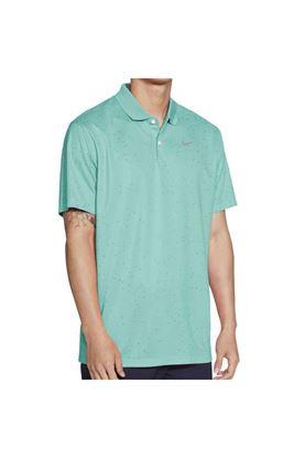 Show details for Nike Golf Men's Dri-Fit Victory Print Polo Shirt - Tropical Twist