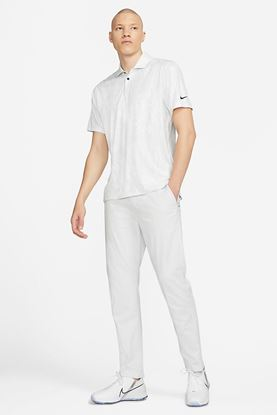 Show details for Nike Golf Men's Dri-Fit Vapor Graphic Polo Shirt - Grey 025
