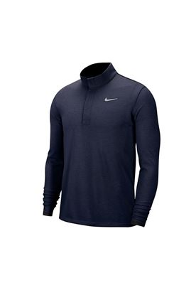 Show details for Nike Golf Men's Dri-Fit Victory 1/2 Zip Sweater - Navy 419