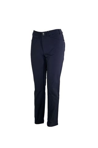 Picture of Greg Norman Ladies Comfort Trousers - Navy