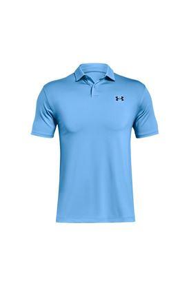 Show details for Under Armour Men's UA T2G Polo Shirt - Blue 487