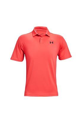 Show details for Under Armour Men's UA T2G Polo Shirt - Red 690
