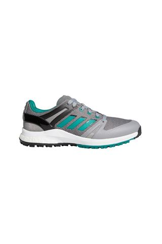 Picture of adidas Men's EQT Spikeless Wide Golf Shoes - Grey Four / Sub Green / Core Black