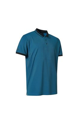 Show details for Abacus Men's Rye Drycool Polo Shirt - Breeze 343