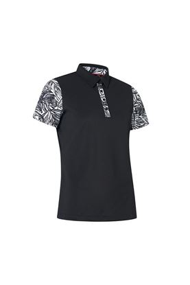 Show details for Abacus Ladies Anne Polo Shirt - Palm 530