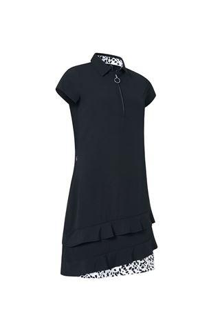 Picture of Abacus Ladies Eden Dress - Black 600