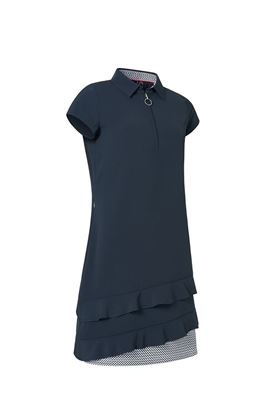 Show details for Abacus Ladies Eden Dress - Navy 300