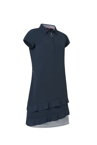 Picture of Abacus Ladies Eden Dress - Navy 300