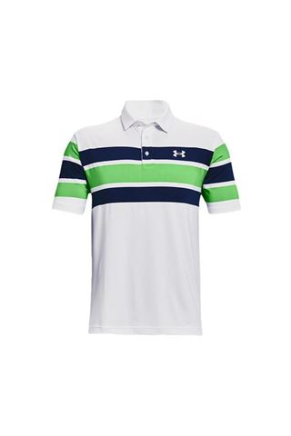Picture of Under Armour UA Men's Playoff 2.0 Polo Shirt - White 138