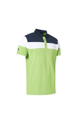 Show details for Abacus Men's Berrow Polo Shirt - Apple 520