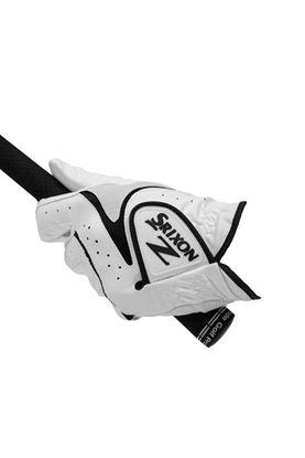 Show details for Srixon Men's All Weather Golf Glove - White