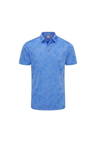 Picture of Ping Golf Men's Romy Polo Shirt - Marina