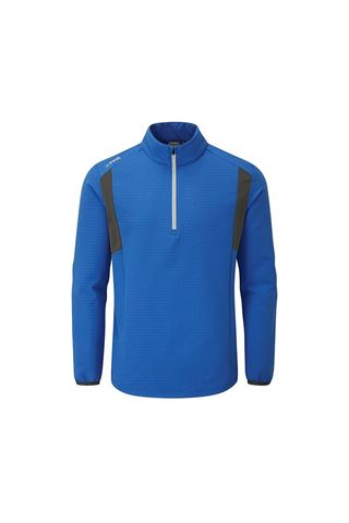 Picture of Ping Golf Men's Power 1/2 Zip Sweater - Delph Blue